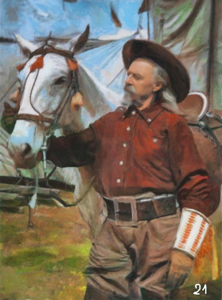 Buffalo Bill par baudet
